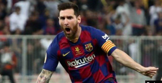 """ميسي يتصدرها.. ترتيب هدافي الدوري الإسباني بعد انتهاء الجولة """"23"""" من الليغا"""