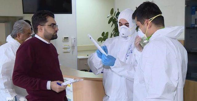 العراق في المركز العاشر عربياً على مستوى الاصابات بكورونا