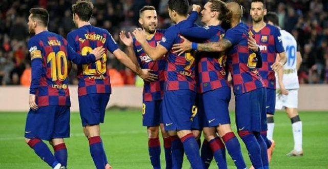 تعرف على موعد مباراة برشلونة ضد ريال سوسيداد القادمة والقناة الناقلة