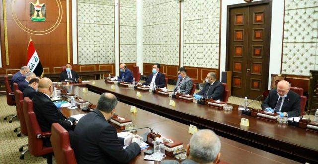 عبد المهدي يرأس الاجتماع الأول للجنة العليا للصحة والسلامة الوطنية لمكافحة كورونا