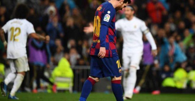 """برشلونة يُخطط للتعاقد مع 4 لاعبين لإرضاء """" نجمه ميسي''"""