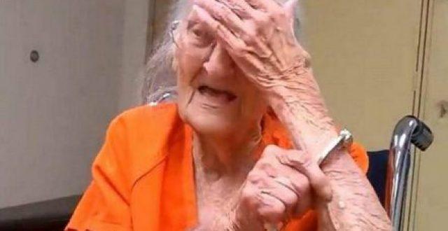 بمناسبة بلوغها سن 100 عام.. سيدة أميركية تطلب توقيفها لهذا السبب