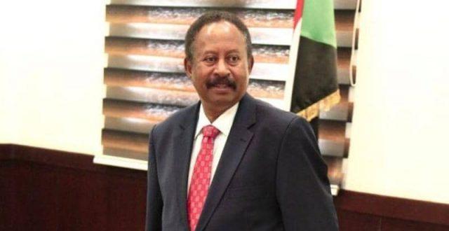 نجاة رئيس الوزراء السوداني عبد الله حمدوك من محاولة اغتيال بتفجير سيارت