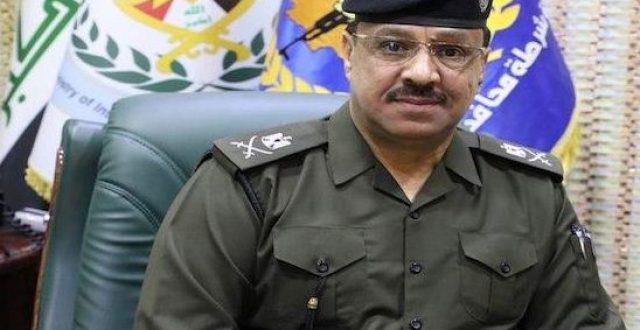 قائد شرطة ديالى يمنع استخدام الهاتف المحمول اثناء تنفيذ الواجبات الأمنية