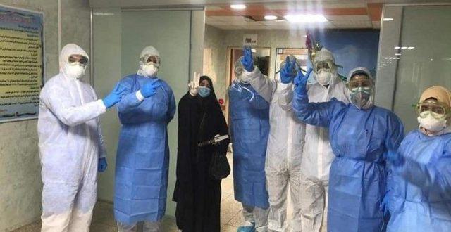 دائرة صحة الرصافة تعلن شفاء حالتين جديتين من الاصابات المسجلة بفيروس كورونا