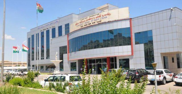 تسجيل أول إصابة بفيروس كورونا في محافظة دهوك
