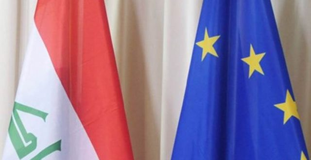 بعثة الاتحاد الأوروبي في العراق تدعو للإسراع بتشكيل الحكومة والتعامل بجدية مع تهديد فايروس كورونا