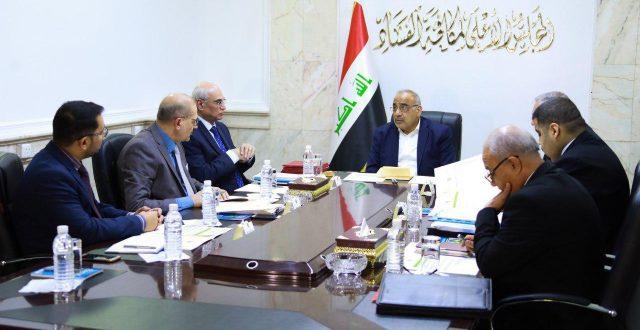 مجلس مكافحة الفساد يعلن: رصدنا أكثر من 1500 مشروع متلكئ في العراق