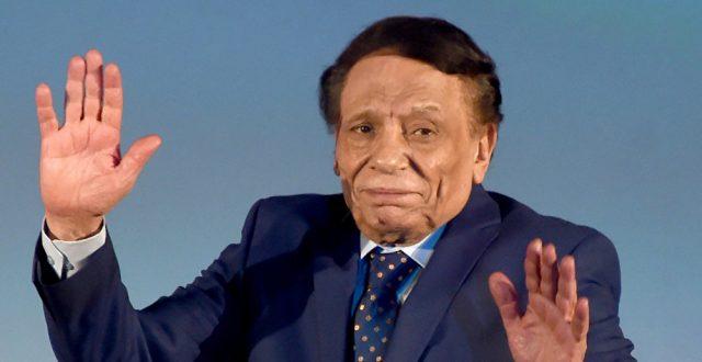 أول تعليق من الزعيم عادل إمام بعد شائعات وفاته