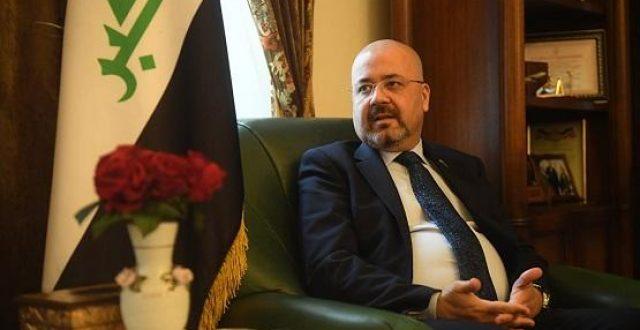 بالصورة…تغريدة السفير العراقي في الاردن يعلن عن اصابة سبعة من ابناء الجالية العراقية بالفايروس الفتاك