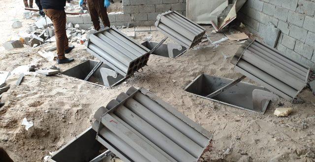 بالصور.. القبض على صاحب الكراج الذي انطلقت منه الصواريخ التي قصفت معسكر التاجي