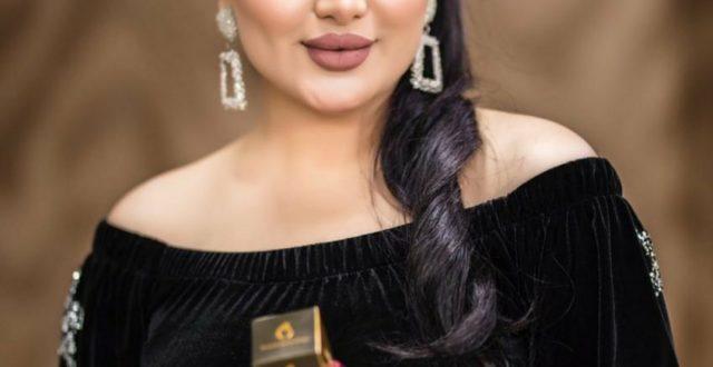 ملكة جمال سليمانية تنفي اصابتها بكورونا وان ماتحدثت عنه مواقع التواصل الاجتماعي اشاعة