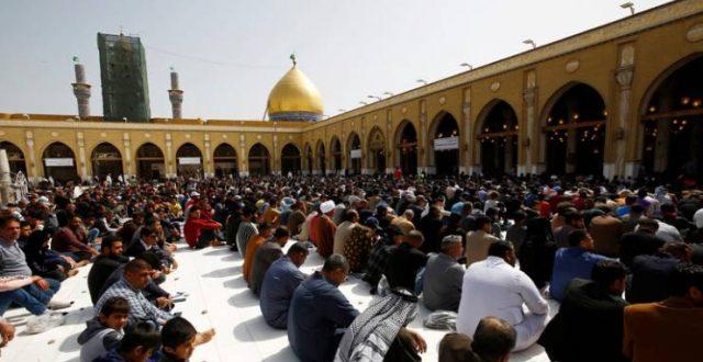 رجل دين عراقي: كورونا لا يُصيب المؤمنين المخلصين بإيمانهم!