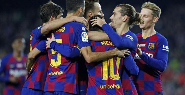 صحيفة إسبانية: برشلونة سيطلب بالأدلة إعلانه بطلاً لليغا في حال إلغاء الدوري
