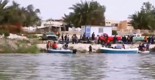 المثنى.. الشرطة النهرية تنتشل جثة شاب قضى غرقاً بنهر الفرات