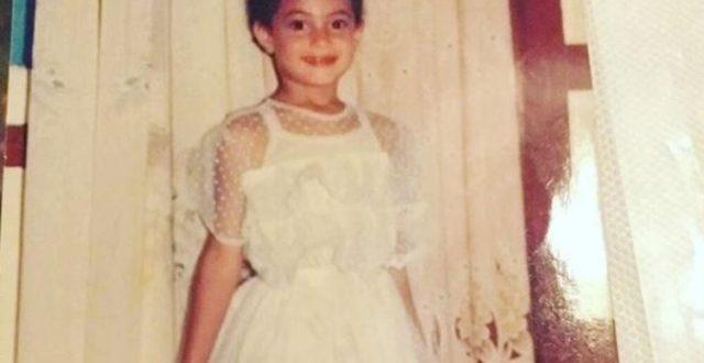 هذه الطفلة أصبحت اليوم ممثلة شهيرة..هل عرفتموها؟