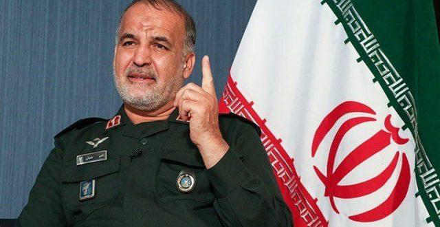 وفاة القيادي في الحرس الثوري  الإيراني العميد ناصر شعباني جراء اصابته بفايروس كورونا المستجد