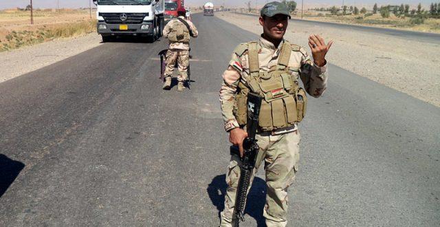 انتشار أمني مكثف في بغداد