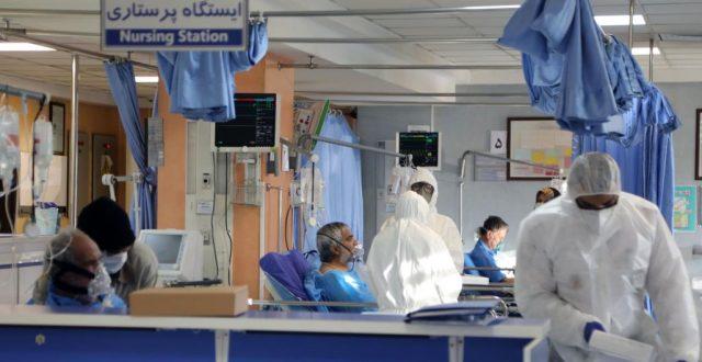 الصحة الإيرانية تعلن تسجيل 122 وفاة و1972 إصابة جديدة بفيروس كورونا