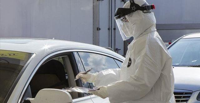 قطر تدشن أول محطة لفحص المصابين بكورونا من السيارة