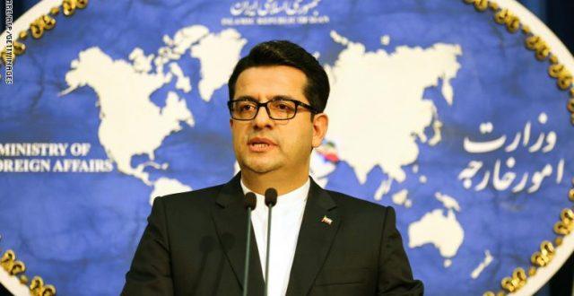 """طهران: التحركات الأميركية العسكرية بالعراق تتعارض مع """"الموقفين"""" الرسمي والشعبي"""