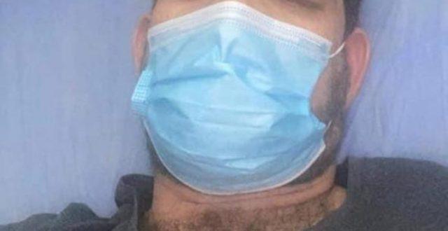 موقف مشرف يلخص الغيرة والشهامة العراقية لمريض مصاب بكورونا يرقد في انعاش مشفى الكرخ العام
