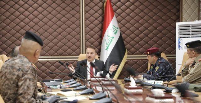 وزير الداخلية يوعز بتفعيل دور أقسام الشكاوى والمتابعة في كافة دوائر الوزارة