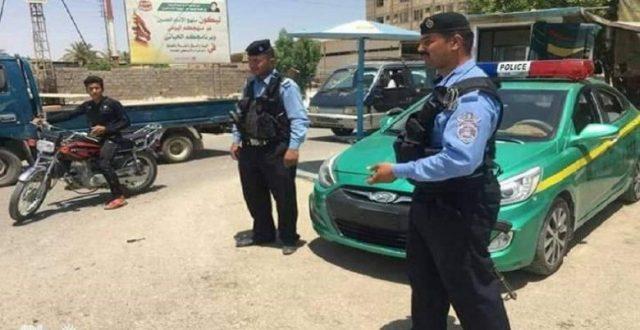 القبض على 159 مخالفاً لتعليمات حظر التجوال في بغداد