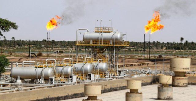 """بسبب المتظاهرين.. توقف انتاج الغاز في حقل الأحدب بمحافظة واسط """"وثيقة"""""""