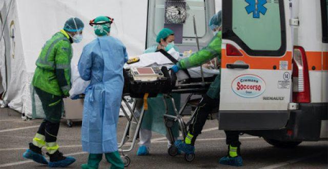 انخفاض طفيف في عدد الإصابات والوفيات بفايروس كورونا في روسيا