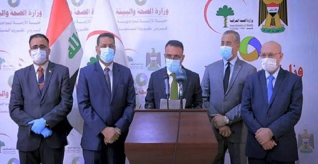بغداد تايمز تنشر النص الكامل لبيان وزير الصحة بشأن الحظر المناطقي والمناطق المشمولة به