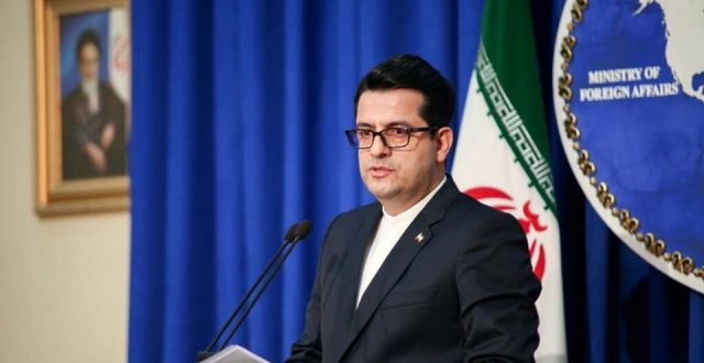 طهران تعرب عن قلقها من تحرك الارهابيين مجددا في العراق