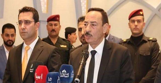 أزمة نينوى تصدر 8 قرارات جديدة لمواجهة كورونا