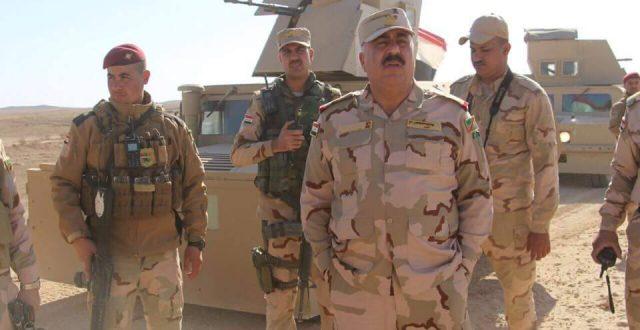 رسمياً.. تعيين قاسم المحمدي قائداً للقوات البرية