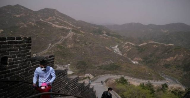 عودة الحياة إلى سور الصين العظيم