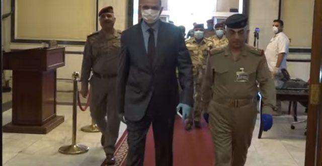 وزير الداخلية يصل إلى محافظة الديوانية