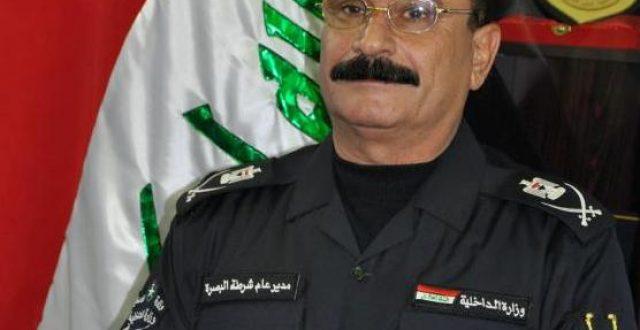 شرطة ديالى تصدر بياناً بشأن إقالة قائد شرطتها