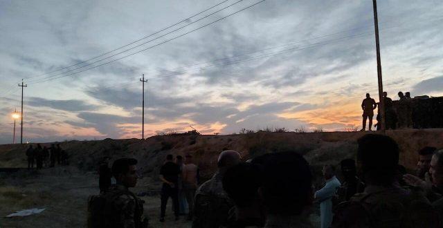 الحشد الشعبي يصدر بياناً بشأن تعرض داعش على منطقتي بلد ومكيشيفة في صلاح الدين
