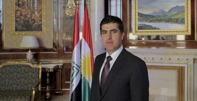 رئيس اقليم كردستان يصل الى بغداد