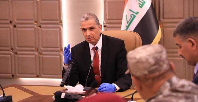 الداخلية تكشف عن حقيقة إصابة وزيرها عثمان الغانمي بفيروس كورونا