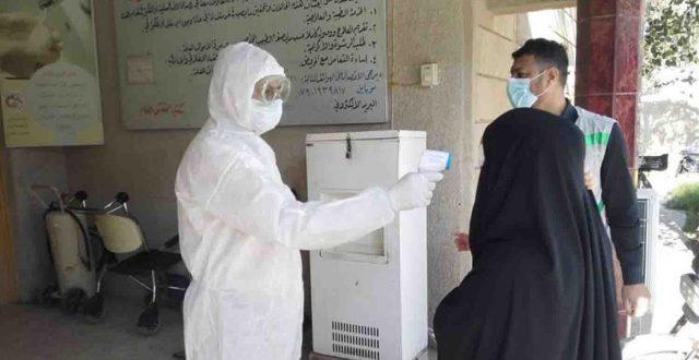 تسجيل 9 إصابات بفيروس كورونا في ديالى