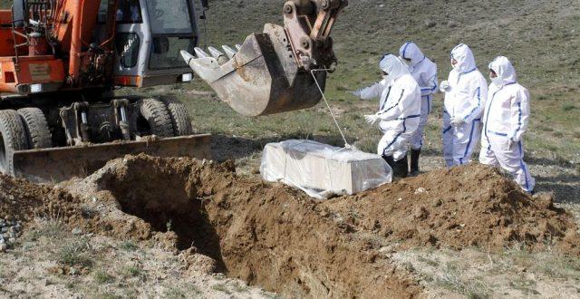 القبض على مركبة قادمة من محافظة أخرى تحمل جثامين لمتوفين بكورونا لغرض دفنهم بدون موافقات