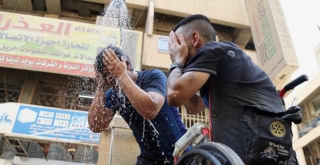 محافظة جنوبية تسجل 46 درجة مئوية.. التوقعات الجوية: طقس مشمس وحار
