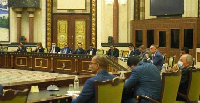 أبرز ماجاء في لقاء الكاظمي مع مجموعة من الإعلاميين والصحفيين والمحللين السياسيين