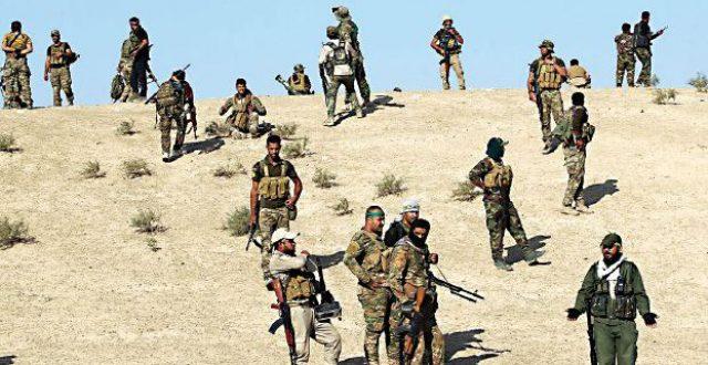 """حشد العتبات يصل الحدود العراقية بـ""""عملية استباقية""""واسعة"""