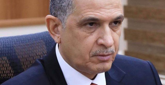وزير الداخلية يهنئ الاسرة الصحفية بمناسبة الذكرى السنوية لعيد الصحافة العراقية