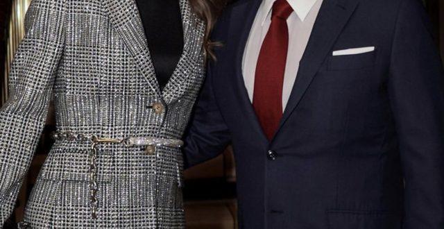 بالصورة…الملكة رانيا تستذكر عيد زواجها ال٢٧ مع الملك عبدلله