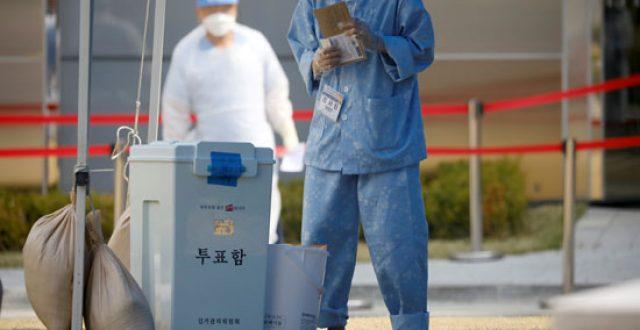 أول دولة أوروبية تفتح صناديق الاقتراع في زمن فيروس كورونا