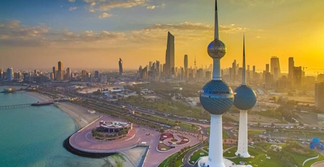 اعلان نواف الاحمد الصباح امير للكويت