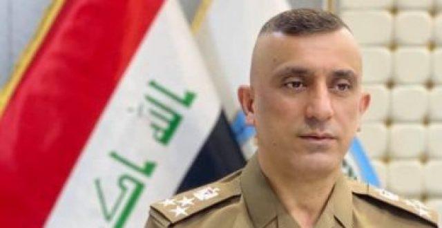 العميد أحمد عبد الصاحب يتسلم مهام قيادة شرطة واسط
